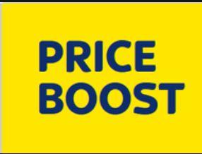 Price Boosts - Best Bookies